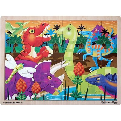 Dinosaur Puzzle on dinosaur activity printables