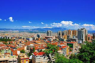 Kota Bursa - Turki