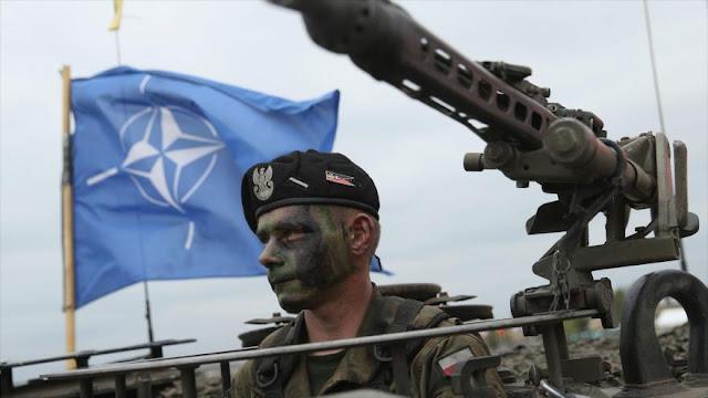 "OTAN neutralizará amenazas ""híbridas"" desde frontera con Rusia"