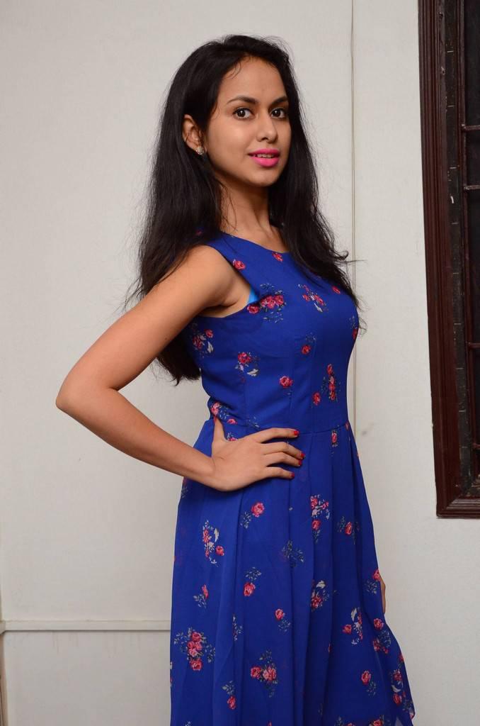 Pallavi At Prema Entha Madhuram Priyuraalu Antha Katinam Trailer Launch