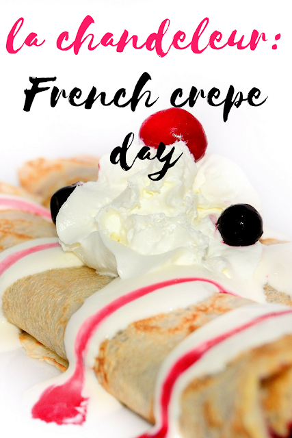 Candlemas: French crepe day