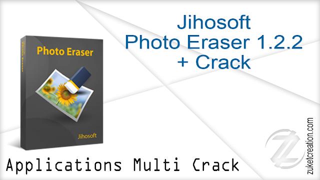 Jihosoft Photo Eraser 1.2.2 + Crack