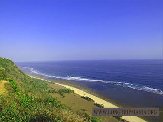 Tempat Wisata Pantai Nyang Nyang Badung Bali