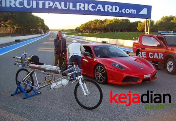 Bicycle VS Ferrari F 439