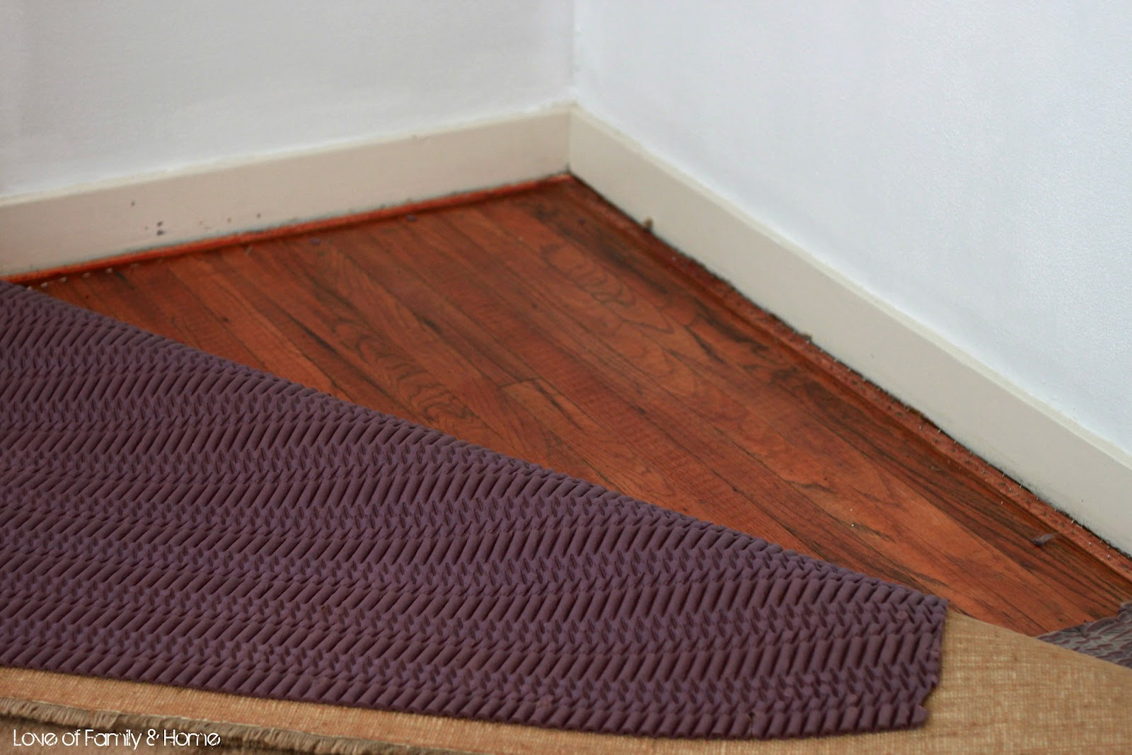 Removing Rug Backing Residue From Hardwood Floors Bindu