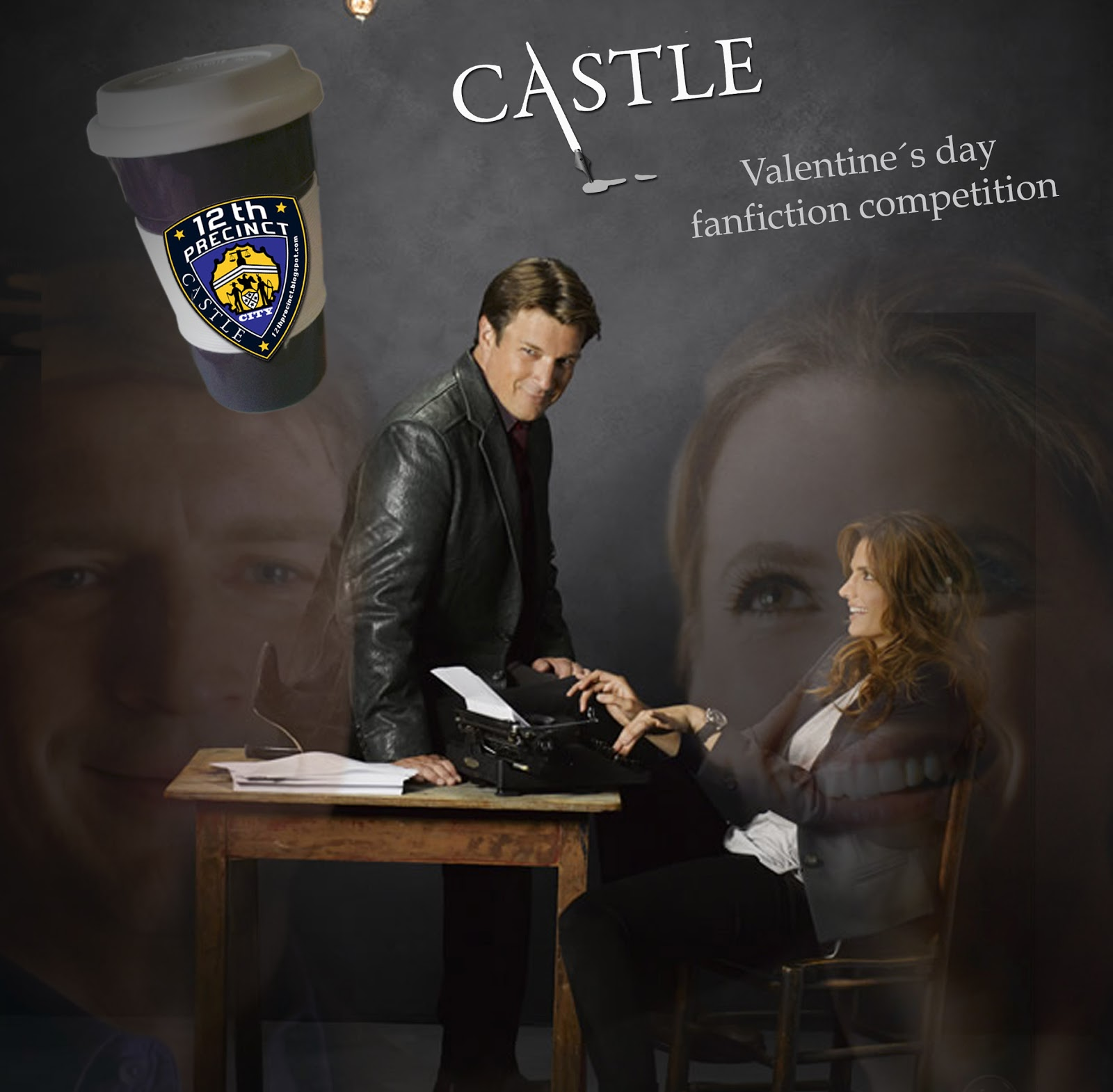 12th Precinct Castle Valentine's Day FanFIc Competition