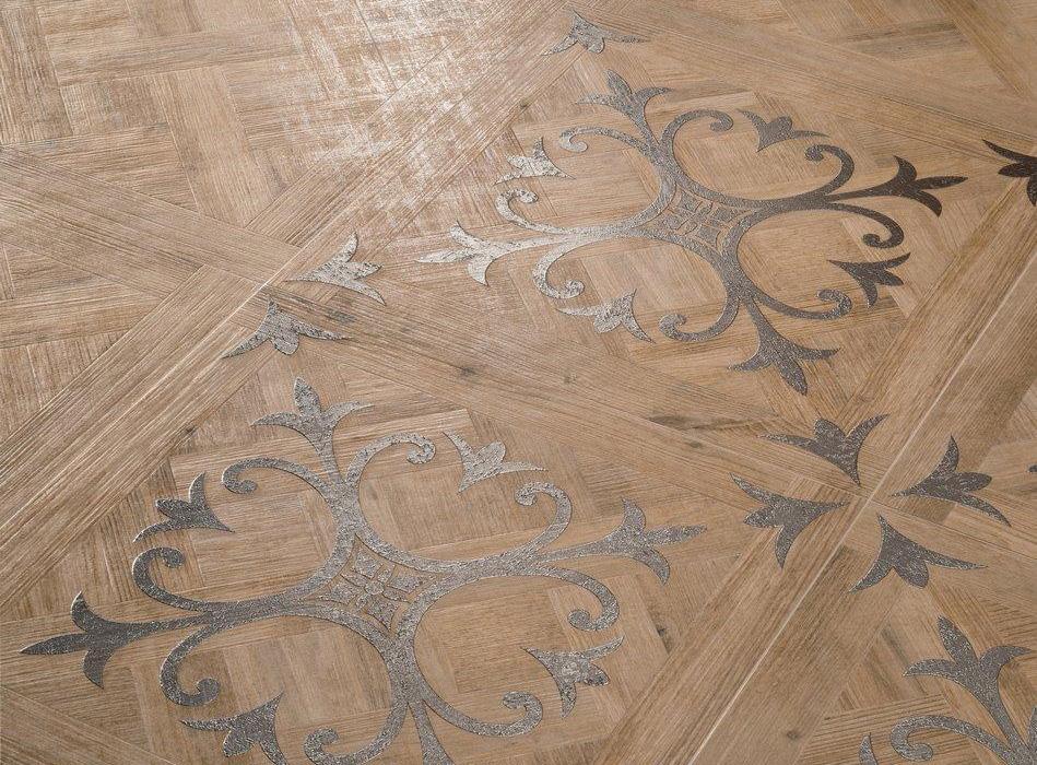 Wood Look Tile 7 Distressed Rustic