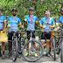 Ciclismo de Itupeva conquista três pódios na primeira prova da temporada 2018