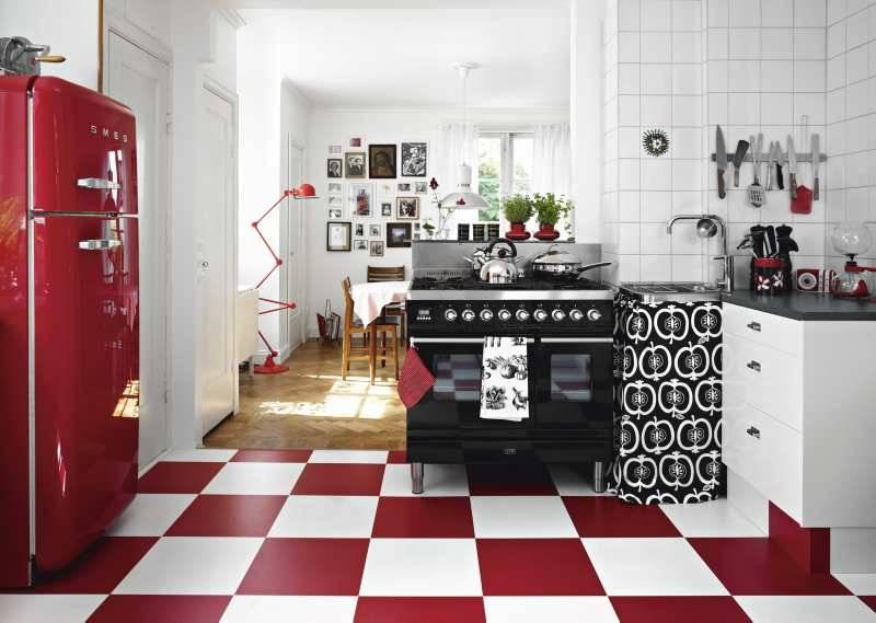Decora el hogar Cocinas estilo retro