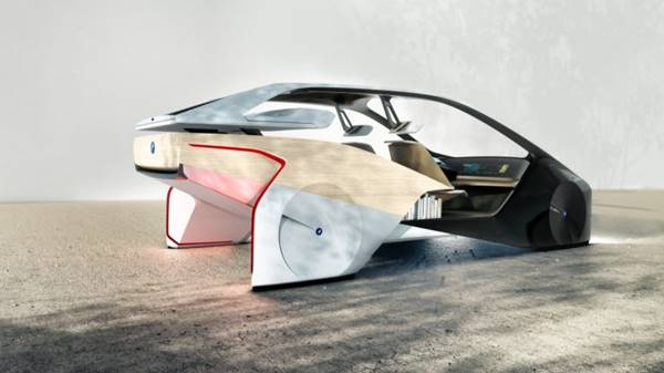 BMW Unveiled its BMW i Inside Future Sculpture at CES 2017