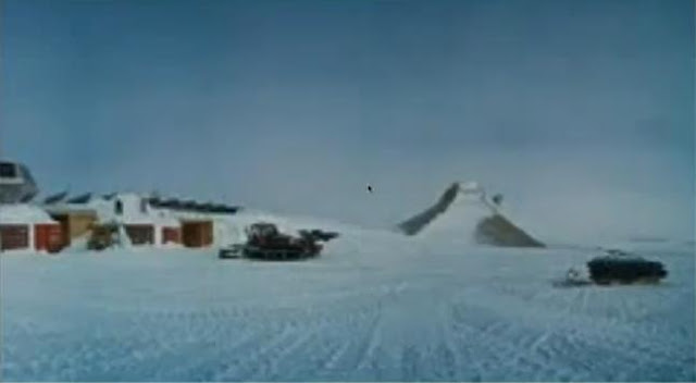 Desmintiendo Piramide en Antartida; La Verdad