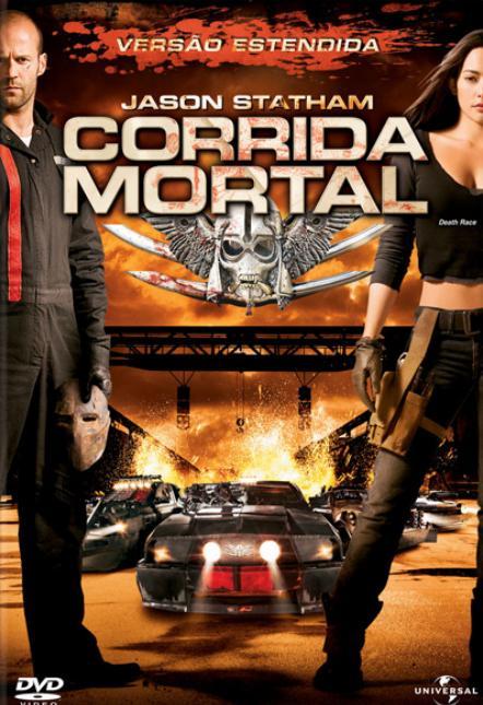 Corrida Mortal (2008) – DVDRip Dublado - Torrent