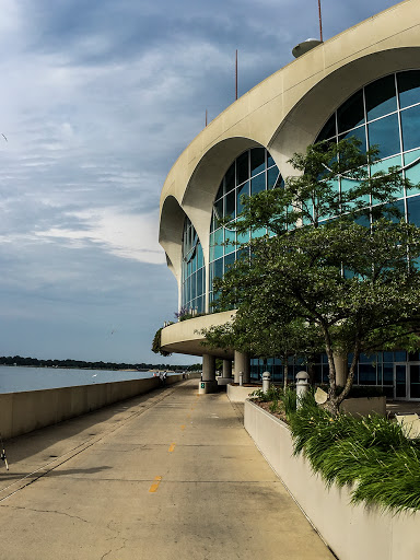 Monona Terrace - On The Capital City State Trail