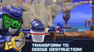 Angry Birds Transformers Update v1.36.5 Mod Apk+Data (Unlimited Coins)