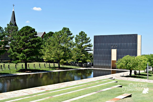 The OKC Bombing Memorial and Museum