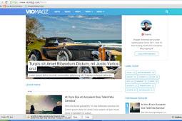 Free Download Vio Magz v 2.4 Blog AMP Mas Sugeng