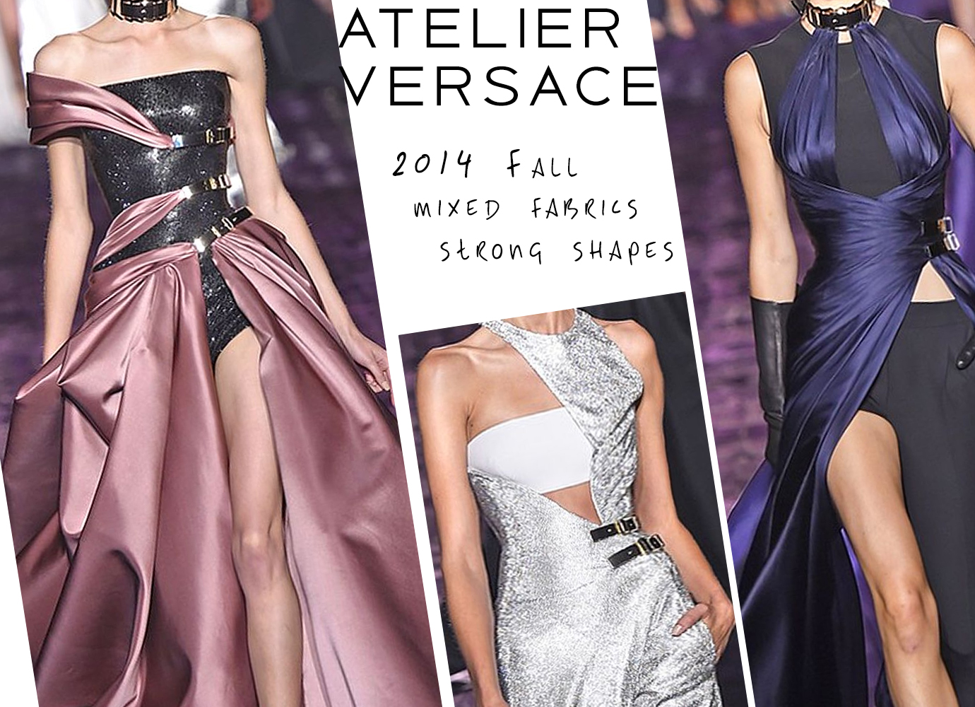 Things that should have been worn to the Met Gala Atelier Versace