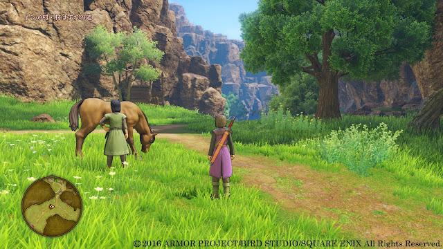 تحديد موعد إصدار لعبة Dragon Quest XI باليابان