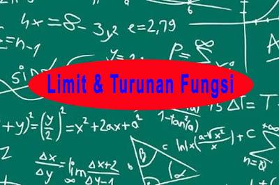 Membahas Soal-Soal Limit dan Turunan Fungsi di Bocoran UN Matematik