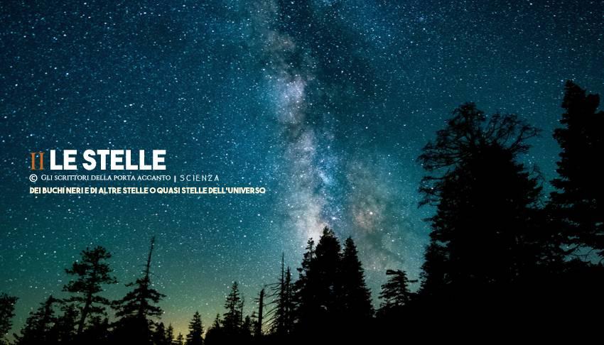 Le stelle - Scienza, Universo, Gli scrittori della porta accanto