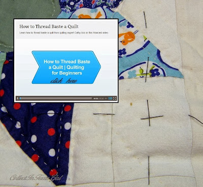 http://www.howcast.com/videos/507519-How-to-Thread-Baste-a-Quilt-Quilting