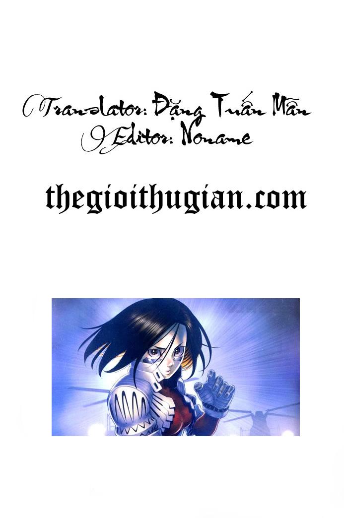 Battle Angel Alita chapter 35.5 trang 23