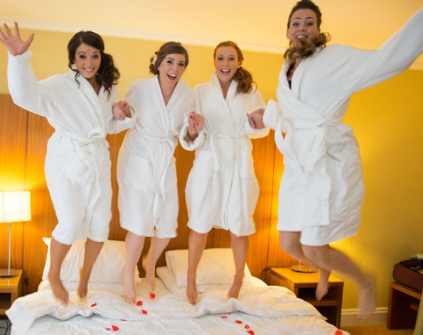 What To Do The Night Before Your Wedding Day