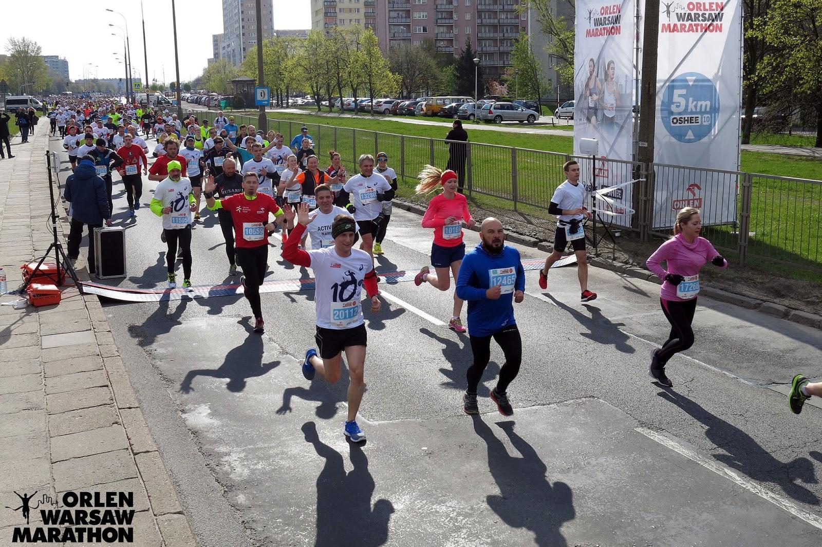 bieg oshee 5km