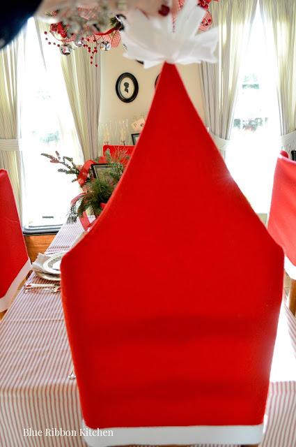 Blue Ribbon Kitchen Santa Claus Is Coming Santa Hat