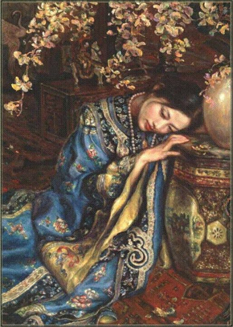 George Tsui | Chinese-born American Painter