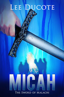 Micah: The Sword of Malachi Book Cover