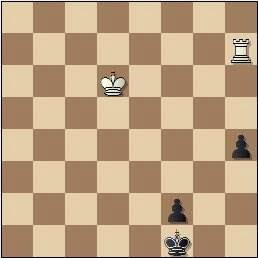 Problema de Fracesc Vivas Font, problemas SEPA 205/7, 1959, posición después de 2.Txh7?