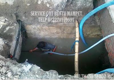 SERVICE GOT BUNTU MAMPET SIDOARJO