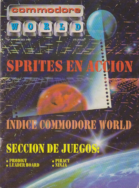 Commodore World #33 (33)