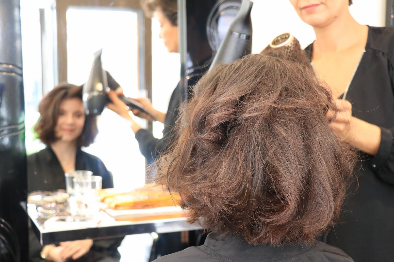 Couleur de cheveux naturelle bio