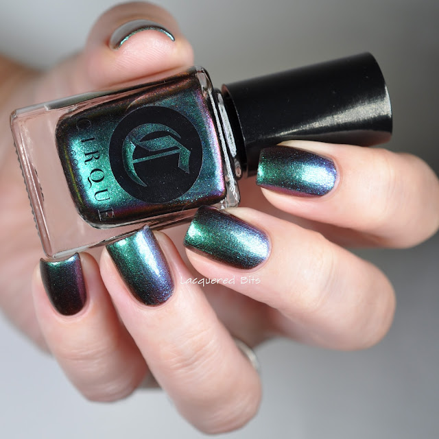 Ghost In The Machine Cirque Colors Meta Collection