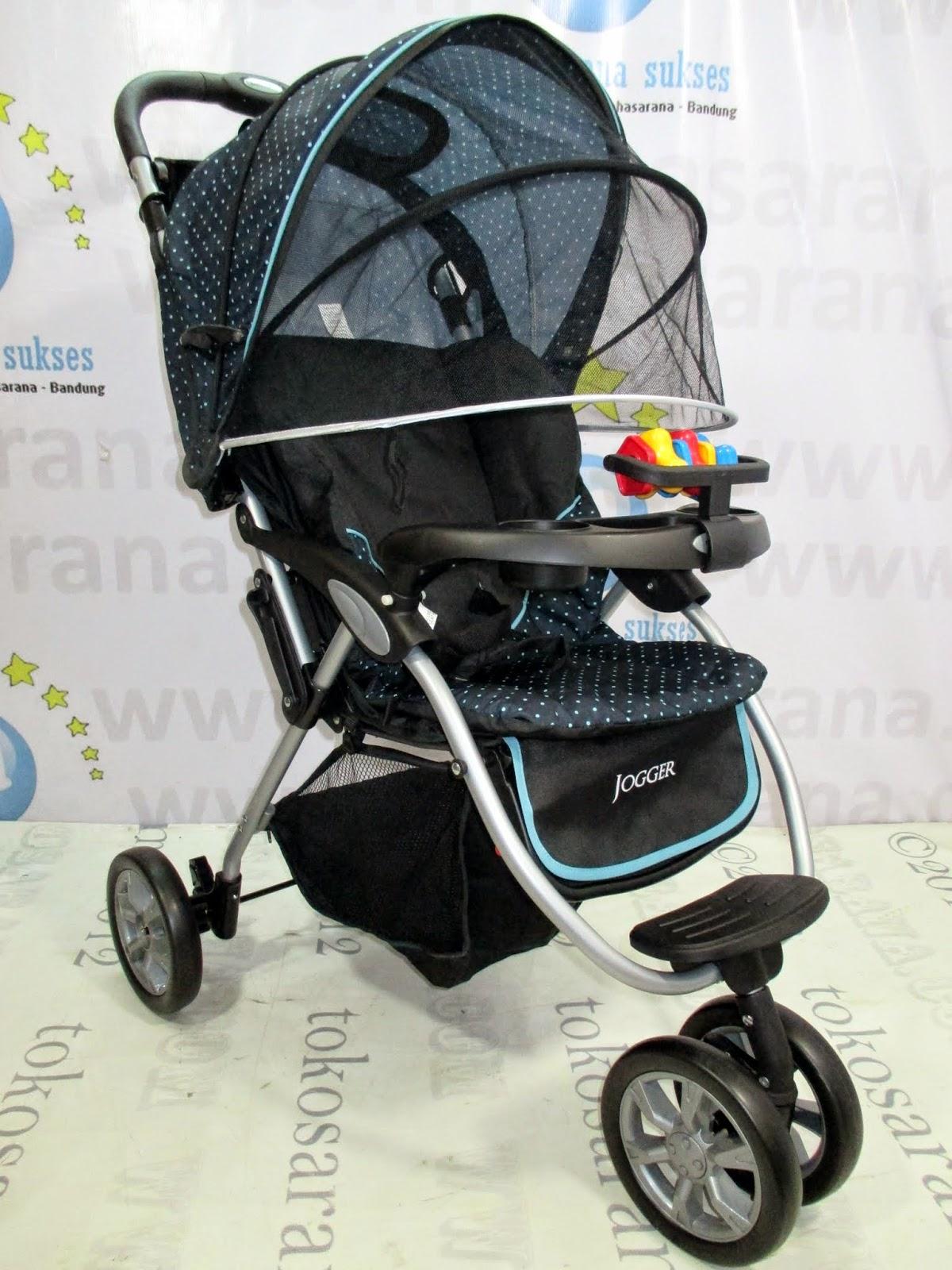 Kereta Bayi BabyDoes CH290 Jogger Roda 3 ~ News Untuk Anak