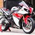 PASAR MOGE BEKAS BANDUNG : Dijual MOGE Yamaha YZF-R1 WGP 50th Anniversary Edition 2012