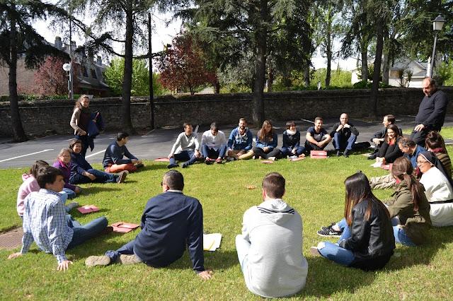 reunión grupos