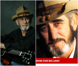 Country singer, Don Williams dead at 78