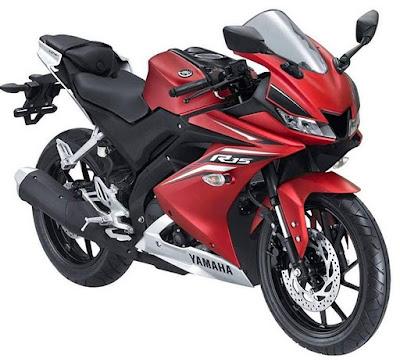 New 2017 Yamaha R15 V3.0 Red edition