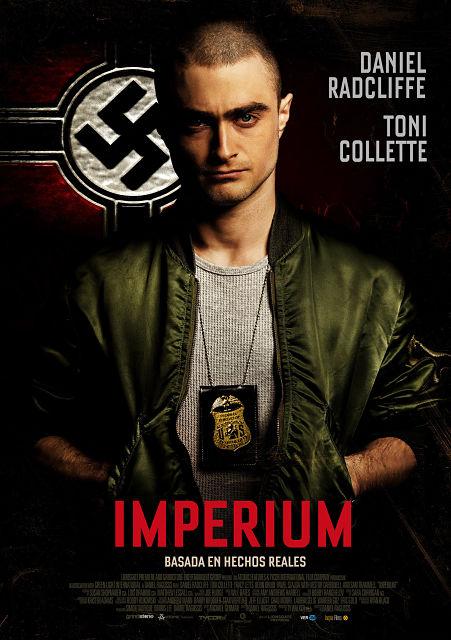 Cartel oficial español: Imperium (2016)