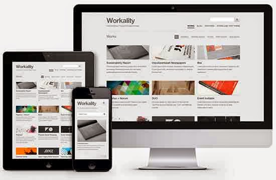 WORKALITY LITE - FREE RESPONSIVE WORDPRESS PORTFOLIO THEME