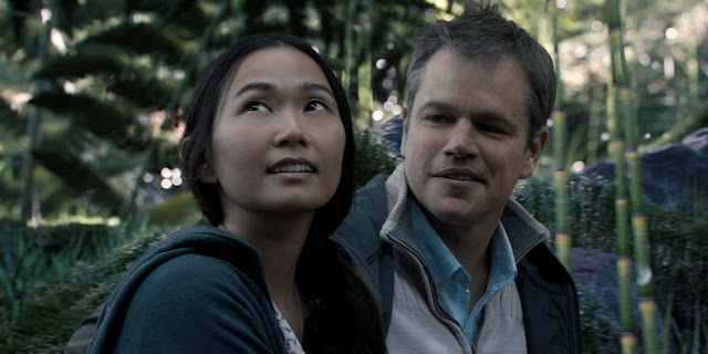 Matt Damon Hong Chau Alexander Payne | Downsizing