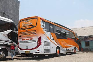 Kejadian Mistis Bus Sudiro Tungga Jaya di Wonogiri