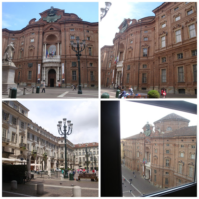 Palazzo Carignano, Turim