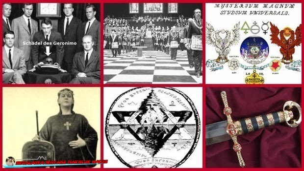 Enam Organisasi di Dunia ini Dipercaya Memuja Setan Enam Organisasi di Dunia ini Dipercaya Memuja Setan