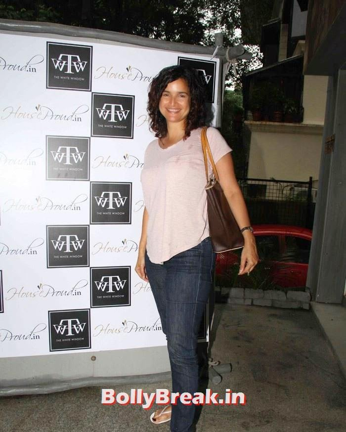 Sushma Reddy, Twinkle Khanna at Sanvari & Anjori Alagh's Pop Up Store Launch