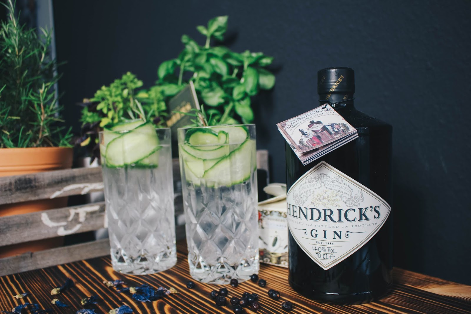 Hendrick S Gin Gin Up Your Life Fashion Whisper Bloglovin