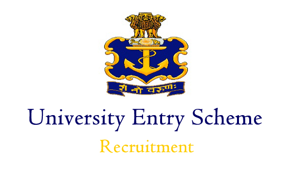 Indian Navy Recruitment 2017, Navy UES Entry Course